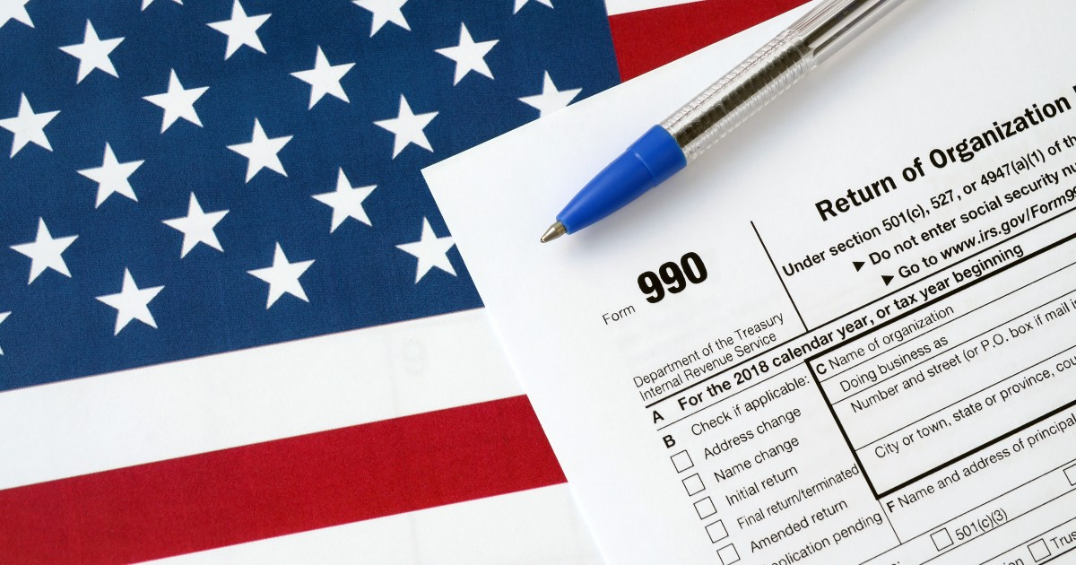 DIY - Guide for Filling Out IRS Form 990